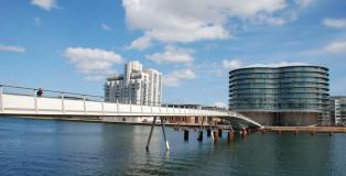 Bryggebroen Copenhagen Harbour