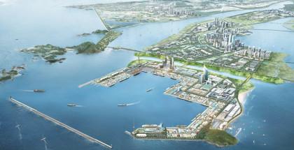 ARIUL 10 New port