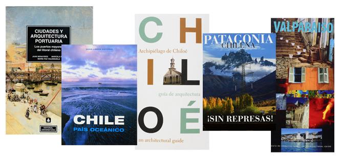 chile libros: