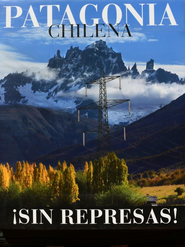Patagonia chilena ¡Sin Represas