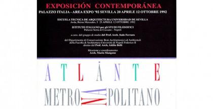 Atlante Napoli_01_Locandina Expo Siviglia_