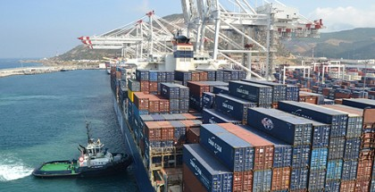 Tanger Med_00_Terminal conteneur