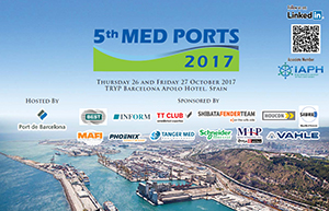 5th-MED-Port-2017-Exhibition-and-Conference-Barcelllona