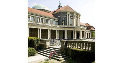 Universität Hamburg: Hauptgebäude Edmund-Siemers-Allee 1