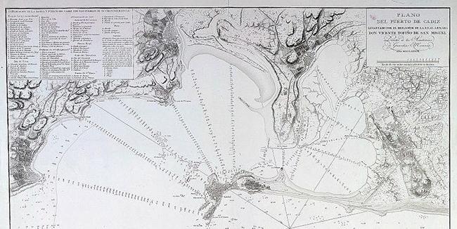 Image_00_Carta náutica de la Bahía de Cádiz-ev