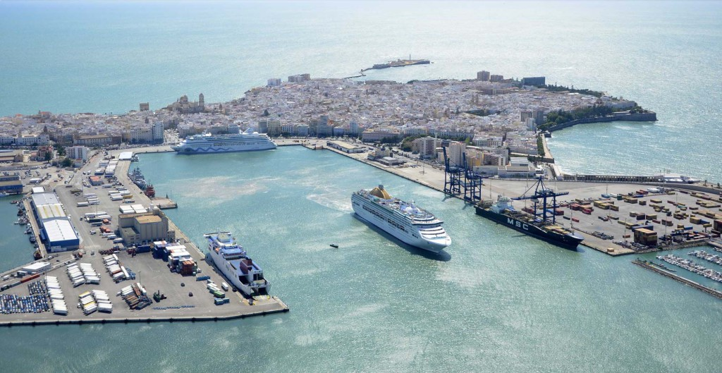 Image_00_Port and city Cádiz-