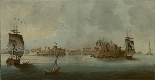 Image_00_Città e porto Livorno 1800-E