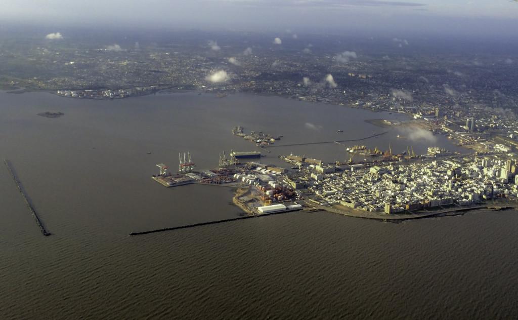 Cuidad Vieja y Puerto de Montevideo |